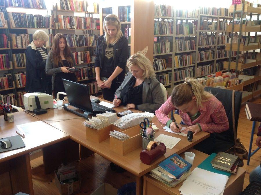 Obilježili smo Dan hrvatskih knjižnica