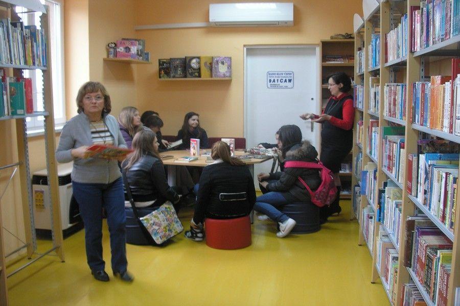 Posjetili su nas učenici Osnovne škole Vladimir Nazor Čepin