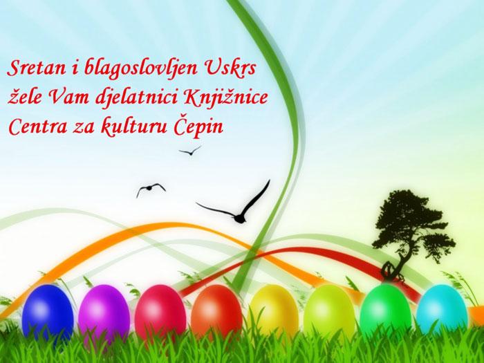 Sretan Uskrs 2012