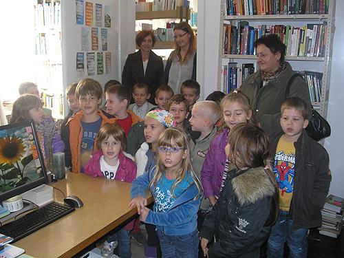 Zvončić u knjižnici 2011