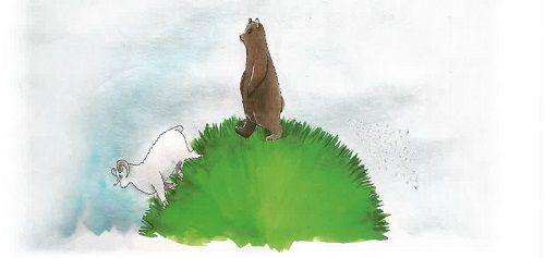 """Poziv na predstavljanje slikovnice """"Medvjed, ovan i med"""""""