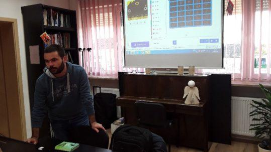 Održana radionica s micro:bitovima