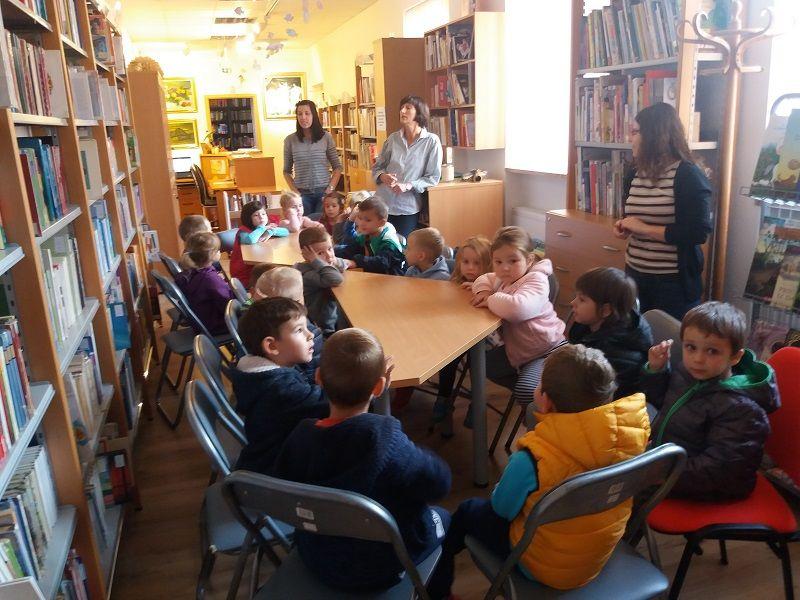 Posjet djece iz DV Zvončić